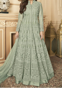 Aashirwad Navika Designer Party Wear Anarkali Suit