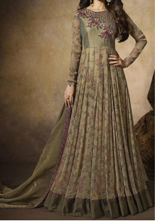 Mugdha Wedding Designer Floor Length Anarkali Suit