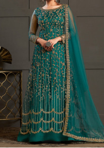 Vipul Ayaan Designer Party Wear Anarkali Suit
