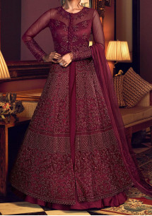 Swagat Snow White Designer Party Wear Lehenga Suit