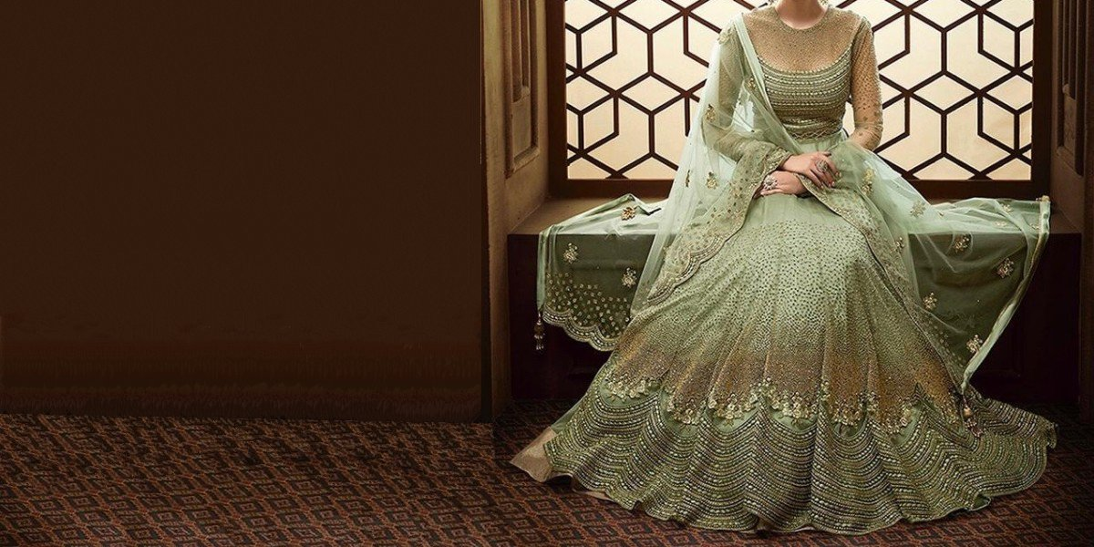 Gorgeous Party Wear Anarkali